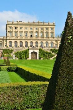 Cliveden House was built more than 300 years ago by the Duke of Buckinghamshire.