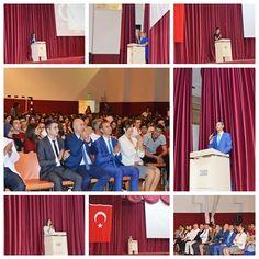 Özel Mürüvvet Evyap Koleji ve Fen Lisesi açılış töreni, okul konferans salonunda velilerin de katılımıyla coşkulu bir tören ile gerçekleşti.