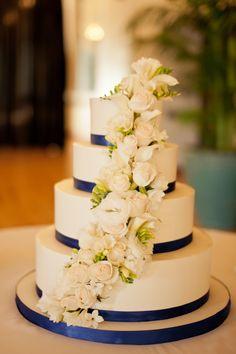 tort elegant nunta clasica (3)