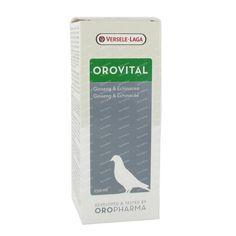 Orovital 250 ml ~ ECHINACEA VLOEISTOF OOK VOOR HET AANSTERKEN VAN ZIEKE KITTENS, KAT HOND DIER