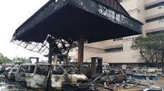 Gloobalteam: Ghana Explosion