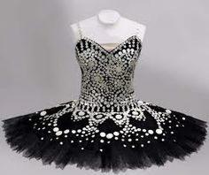 The tutu 'by Moschino to Inglese National Ballet..Don Quixote