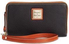 Dooney & Bourke Zip Around Carryall Wristlet