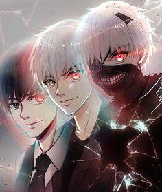 Kaneki Ken | Tokyo Ghoul | ♤ Anime ♤