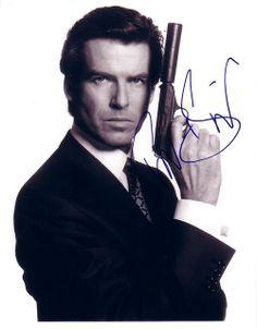 Pierce Brosnan - James Bond...