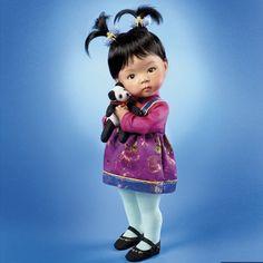 ... Doll Collection by Award-winning Master Doll Artist Dianna Effner