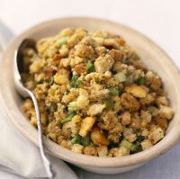 Homemade Stuffing Recipe...this looks very close to mom's recipe, so we'll give this one a try this year