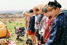 BTS - Young Forever Album Photos