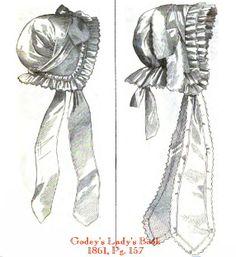 World Turn'd Upside Down: Civil War Era Hats, Bonnets and Hoods