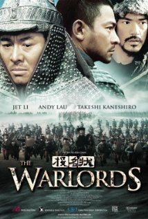 Superb semi-Historic Chinese movie. directed by Peter Chan and Wai Man Yip.Starring Jet Li, Andy lau and Takeshi Kaneshiro...  Awesome...