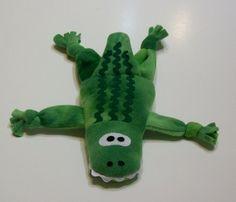 Alligator Homemade Baby Toys, Dinosaur Stuffed Animal