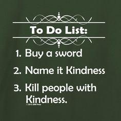 Kindness (Ladies Cut)