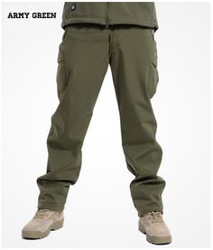 85a51ca8 Shark Skin Softshell Outdoors Tactical Military Camouflage Pants Men Winter  Army Waterproof Thermal Camo Hunt Hike