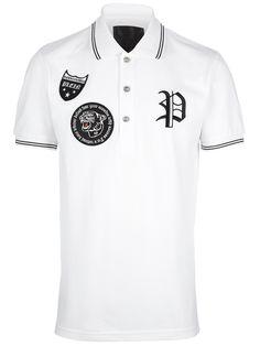 Philipp Plein Logo Polo Shirt - Verso - farfetch.com