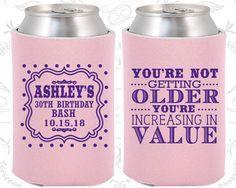 30th Birthday Ideas, 30th Birthday Party Favors, Birthday Party Items, Birthday Party Favors for Adults, Birthday Party Ideas (20149)