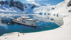 the SeaXplorer -- the toughest superyacht on the planet.