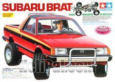 Tamiya Subaru Brat (1/10 Kit) - TAMIYA-CAR-58384-SUBARU-BRAT