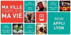 Visiter Lyon - Découverte de la ville des lumières: L'application mobile de Lyon
