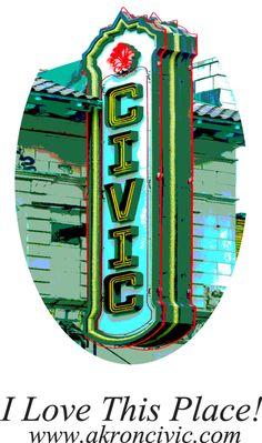 Civic Theatre, Porsche Logo, Logos, My Love, T Shirt, Tee, Logo, Tee Shirt