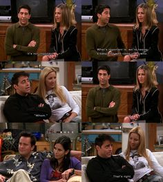 """""""The One With the Videotape"""" (Season The Definitive Ranking Of Iconic """"Friends"""" Episodes Serie Friends, Friends Episodes, Friends Moments, Friends Tv Show, Friends Forever, Friends Season 8, Joey Friends, Friends Cast, Jane Austen"""