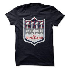 New Ringland #sunfrogshirt