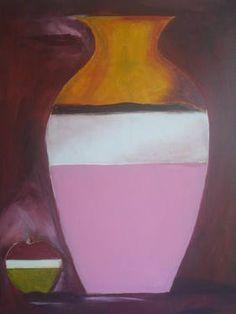 'Flower Vase - White Center' #art #artwit #twitart #painting #followart #iloveart