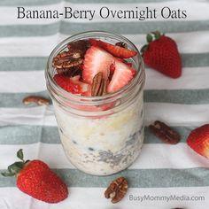 Banana-Berry Overnig