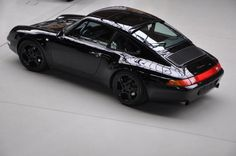 Nice Black 933 at Sportwagen Klassiker Berlin