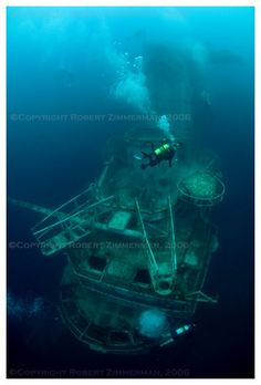 Aircraft Carrier. USS Oriskany - The largest underwater man-made reef. Later this year.