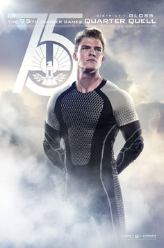 catching fire new posters | FIN03 Idiom 1Sht QQ Gloss 198x300 Hunger Games Quarter Quell Poster ...