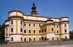 Slovakia, Markušovce - Renaissance monastery