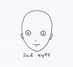 sad, eyes, and sad eyes image Mini Drawings, Easy Drawings, Pastell Wallpaper, Minimalist Drawing, Sad Eyes, Wall Drawing, Flash Art, Photo Instagram, Aesthetic Art