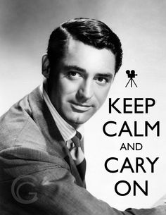 Oh Cary Grant