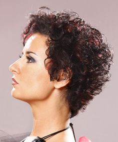 Short Curly Bob Hairstyles Back View | loading virtual hairstyler please wait to view this page ensure that ...