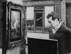 "Robert Doisneau ""Sidelong glance"""