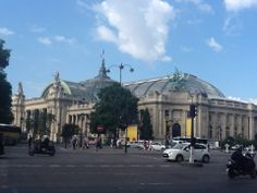 Palacio Grande. Paris