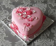 Love cake (also very suitable for Valentine's Day)