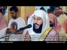 Rahman suresi Abdurrahman el ussi müthiş kuran tilaveti - YouTube