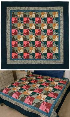 HUNTER'S STAR SIMPLIFIED QUILT KIT