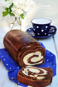 Gabriella kalandjai a konyhában :) No Salt Recipes, Baby Food Recipes, Cake Recipes, Ring Cake, Hungarian Recipes, Creative Cakes, Winter Food, Sweet Bread, Nutella