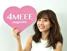 4MEEE magazine撮影レポ#9田中みな実さんは超ストイック
