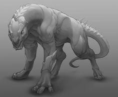 Demon Dog by cweinmanart