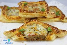 Tartaletas de carne Ana Sevilla con Thermomix.