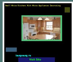Small White Kitchens With White Appliances Decorating 160559 - The Best Image Search