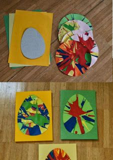 Mothers Madness: Salad spinner art