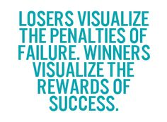 Winners and losers quote « The Mindset Of A Champion Blog