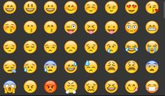 List of all #whatapp #emoticons and their interesting meaning