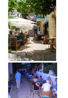 CAFE LEON Kalkan - A great mix of food and fantastic service.