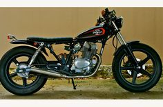 CB250 nice style. isabelle_2