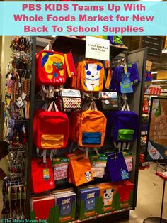 .PBS KIDS Teams Up With @WholeFoodsMarket for New Back To School Supplies http://www.themamamaven.com/2015/08/02/pbs-kids-whole-foods-market-for-new-back-to-school-supplies/?utm_content=buffer0db47&utm_medium=social&utm_source=pinterest.com&utm_campaign=buffer #AD #BacktoSchool